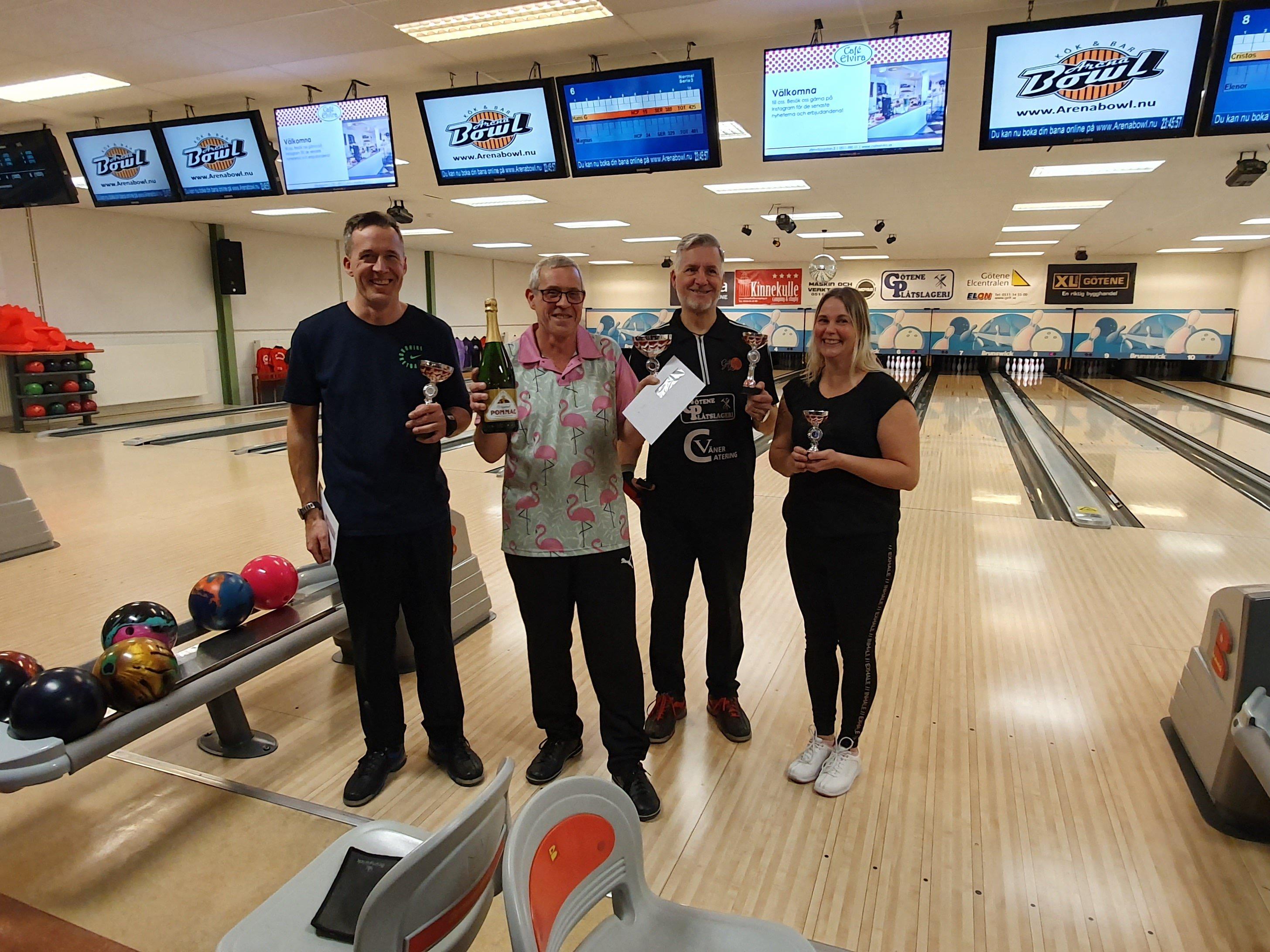 bowling mjölby priser